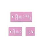 Mammography Cassette Markers