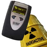 PDS-100 G/GN ID Spectrometric Personal Radiation Detector